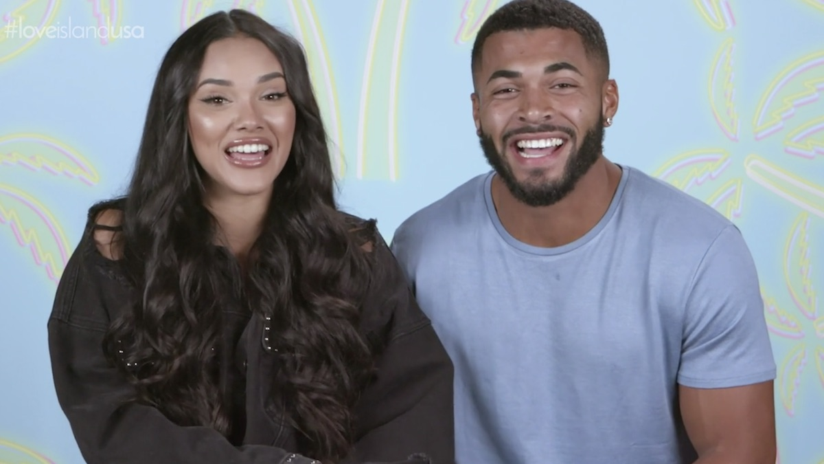 Johnny and Cely from Love Island USA-love-island