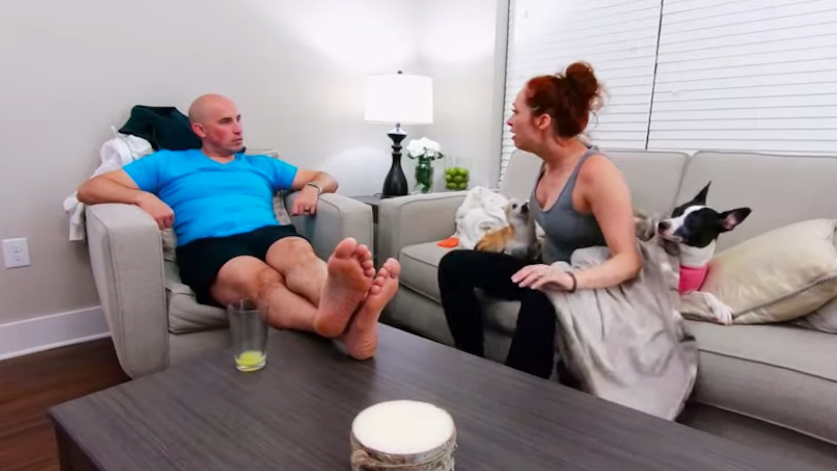 Elizabeth Bice and Jaime Thompson on Married at First Sight