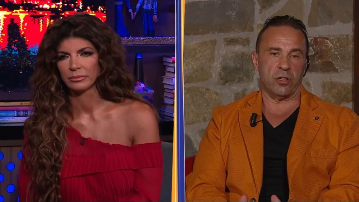 Teresa Giudice's ex-husband, Joe Giudice, says that he wants to come visit his loved ones in the U.S.