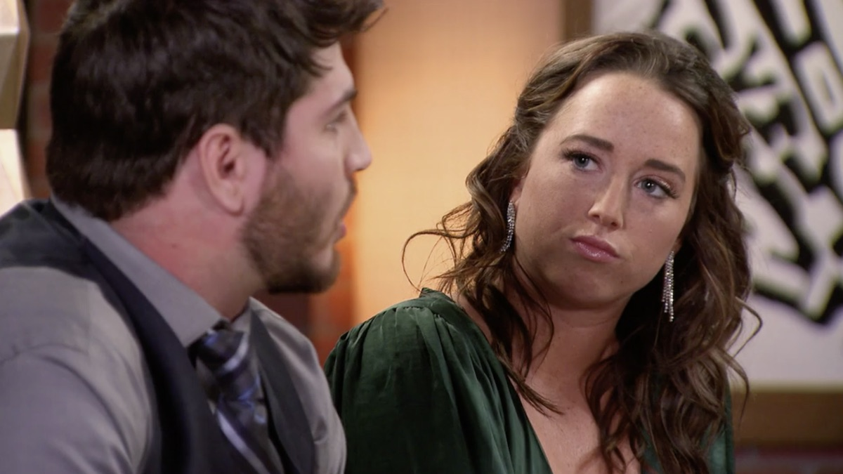 Katie Conrad and Derek Sherman on Married at First Sight