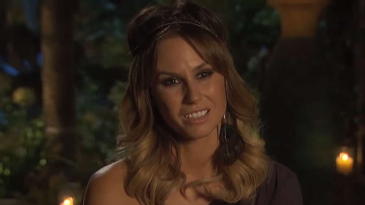 Keltie Colleen on The Bachelor