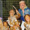 kim kardashian and jonathan cheban tiger king joe exotic costumes