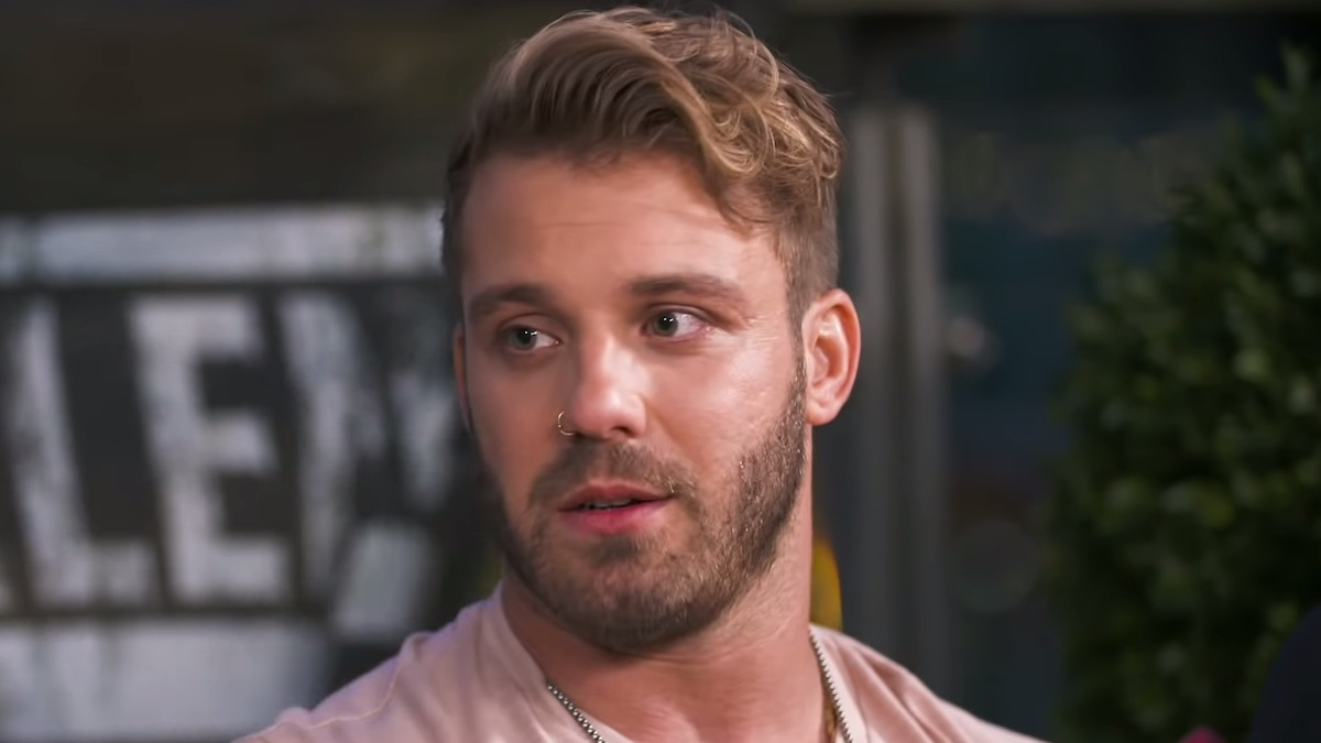 paulie calafiore reflects on the challenge rumors