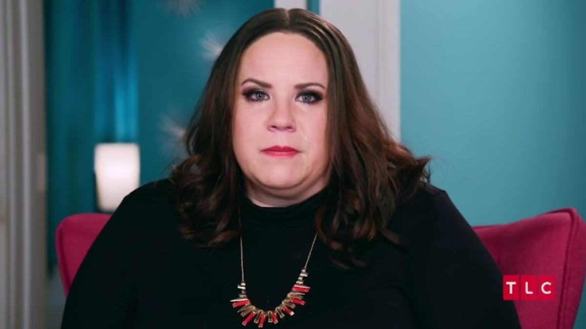 Whitney Way Thore in a MBFFL confessional.