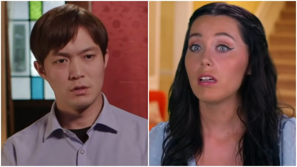 Deavan Clegg and Jihoon Lee from 90 Day Fiance: The Other Way