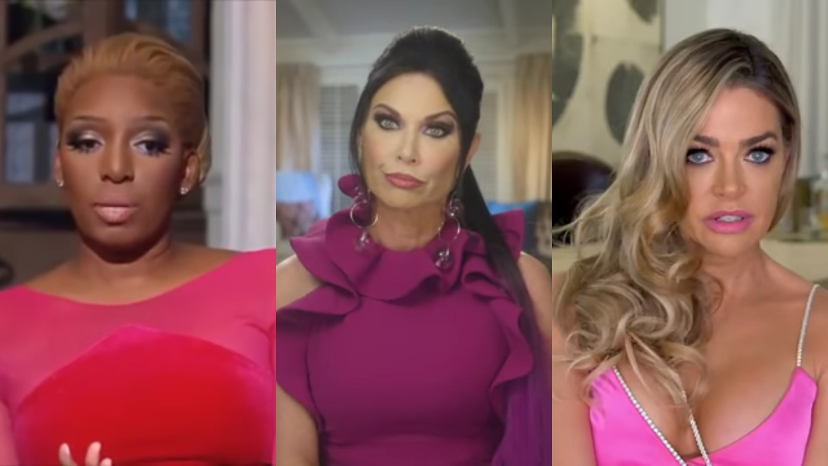 NeNe Leakes, LeeAnne Locken, and Denise Richards on their shows.