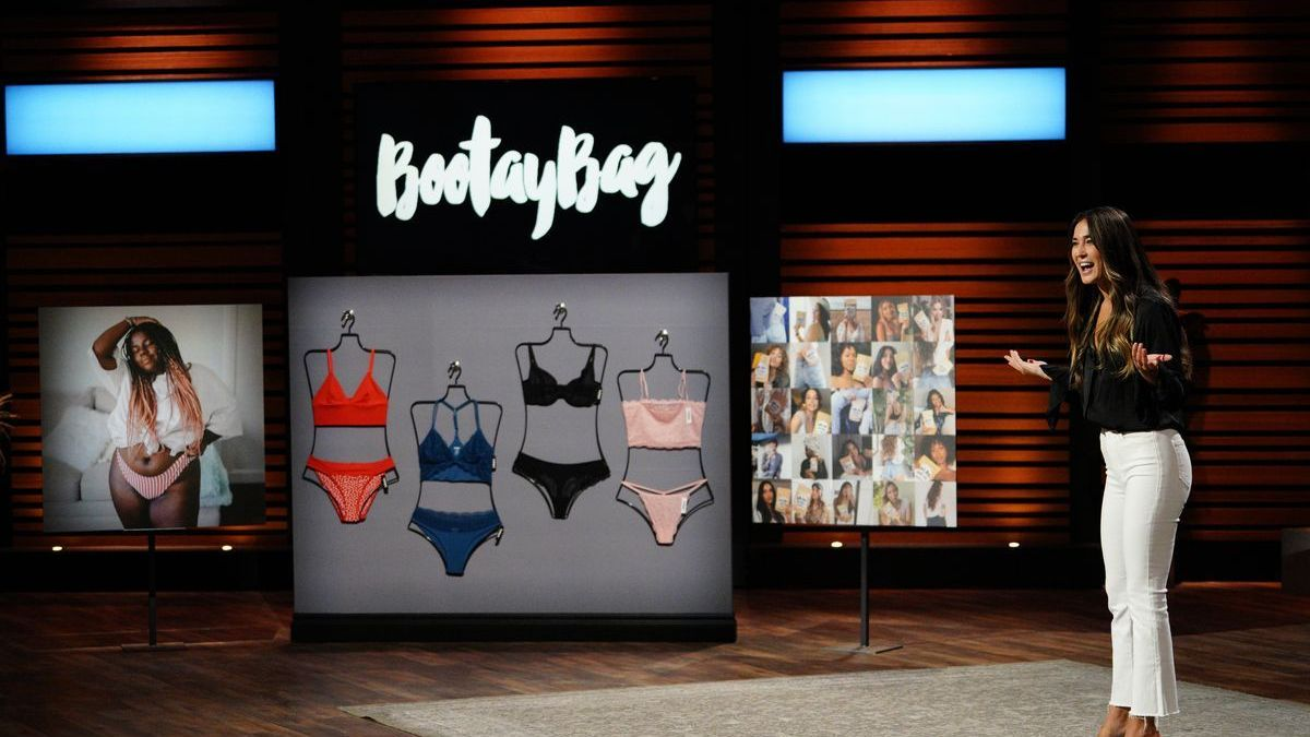 The Bootay Bag appears as a new product on ABC's Shark Tank