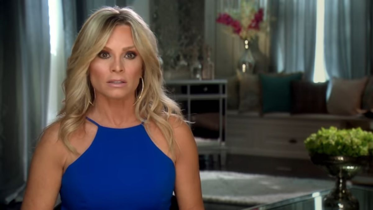 iRealHousewives : Tamra Judge Officially Announces Shes
