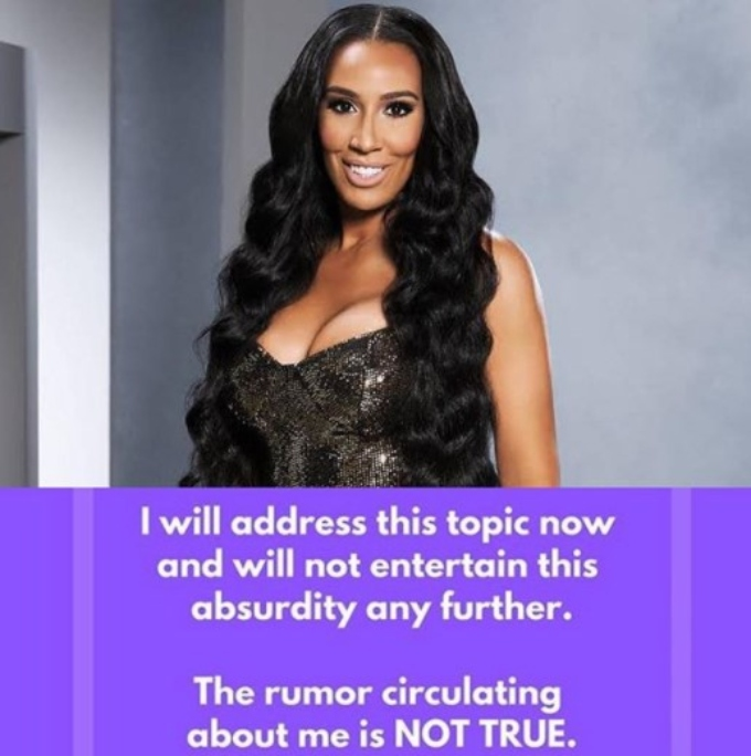 Tanya Sam denies threesome claims
