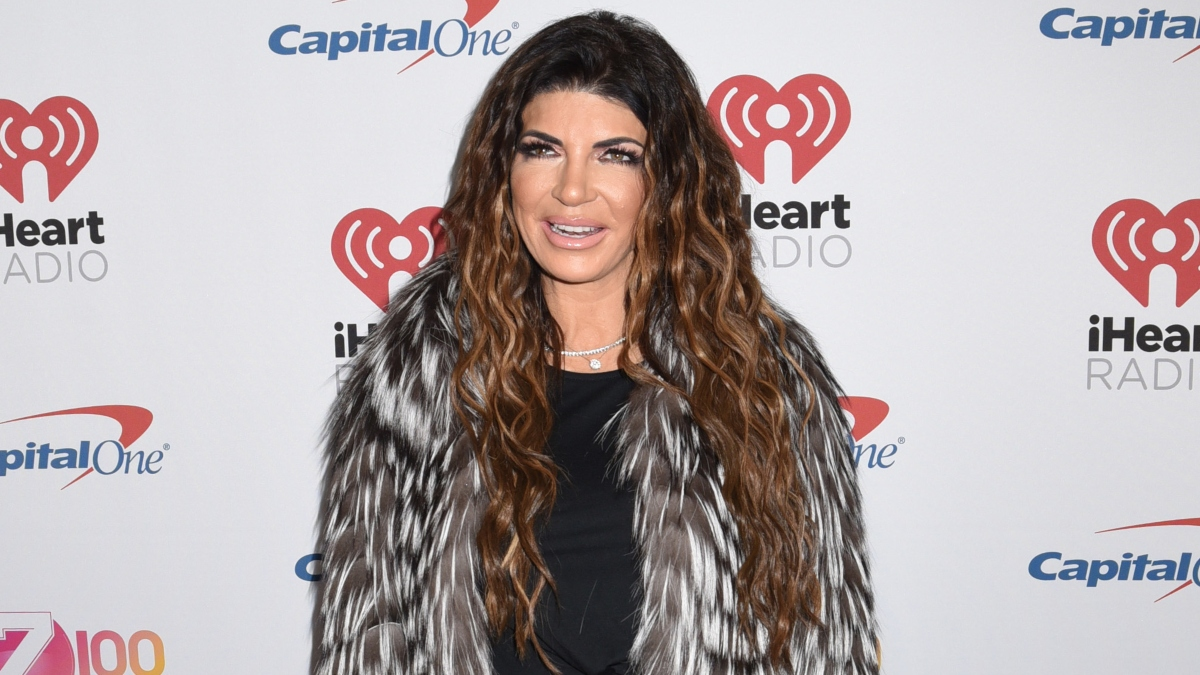Teresa Giudice responds to ex-husband Joe's girlfriend news