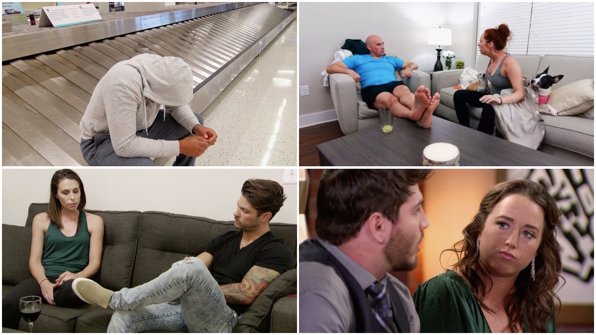 8 of the craziest moments on Married at First Sight history