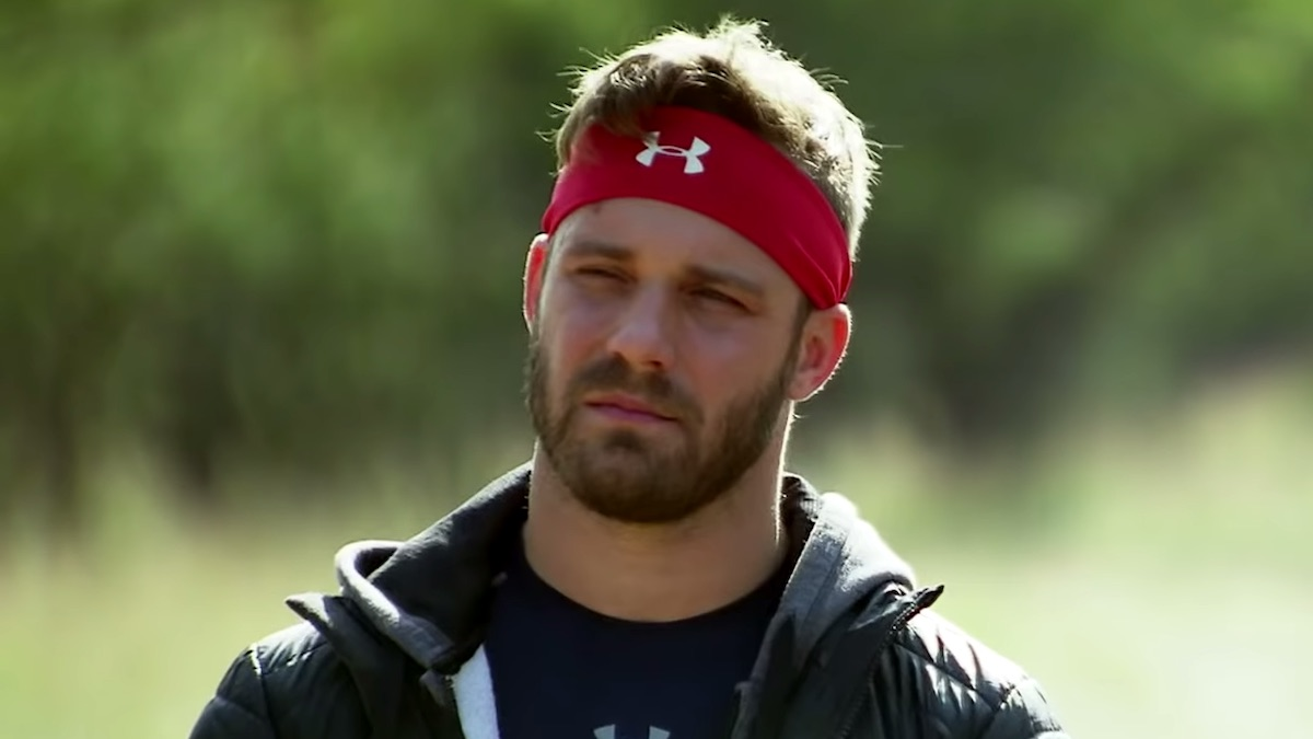 the challenge star paulie calafiore could compete winter olympics