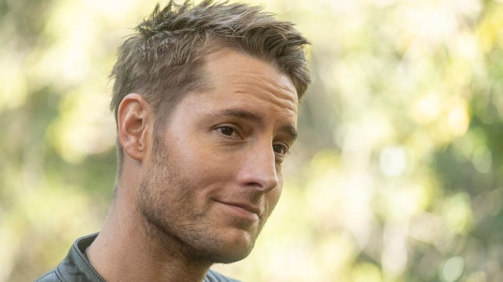 Justin Hartley plays Kevin Pearson in This Is Us