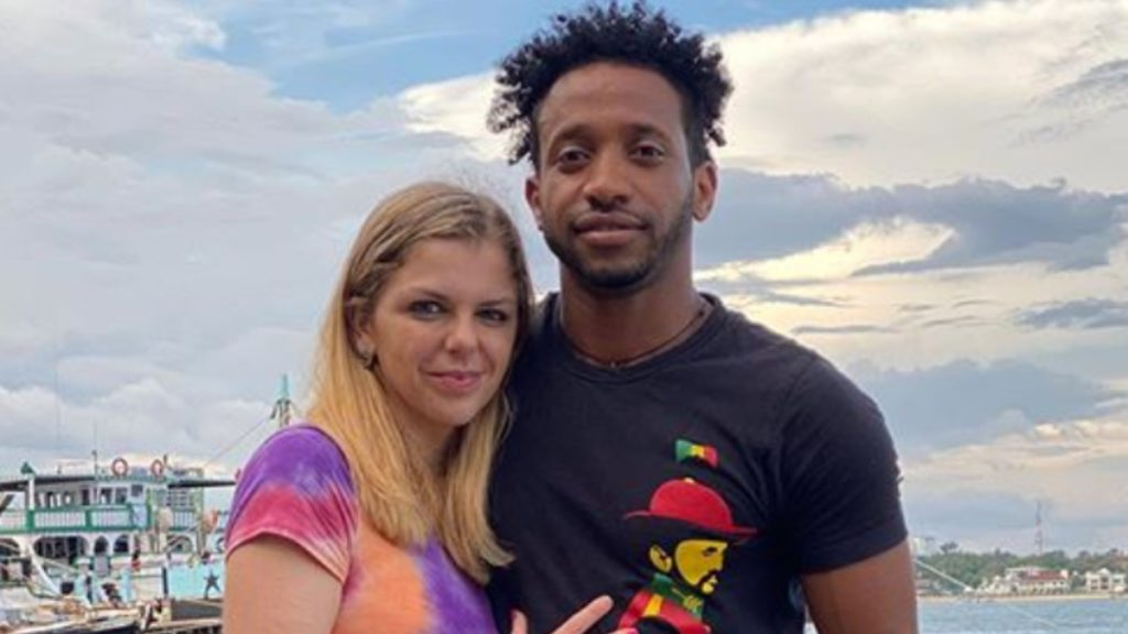 Ariela and Biniyam from 90 Day Fiance The Other Way