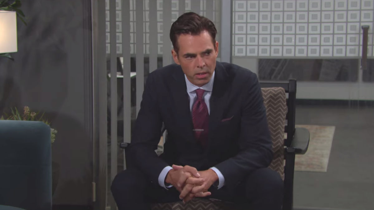 The Young and the Restless spoilers tease Billy is in trouble.