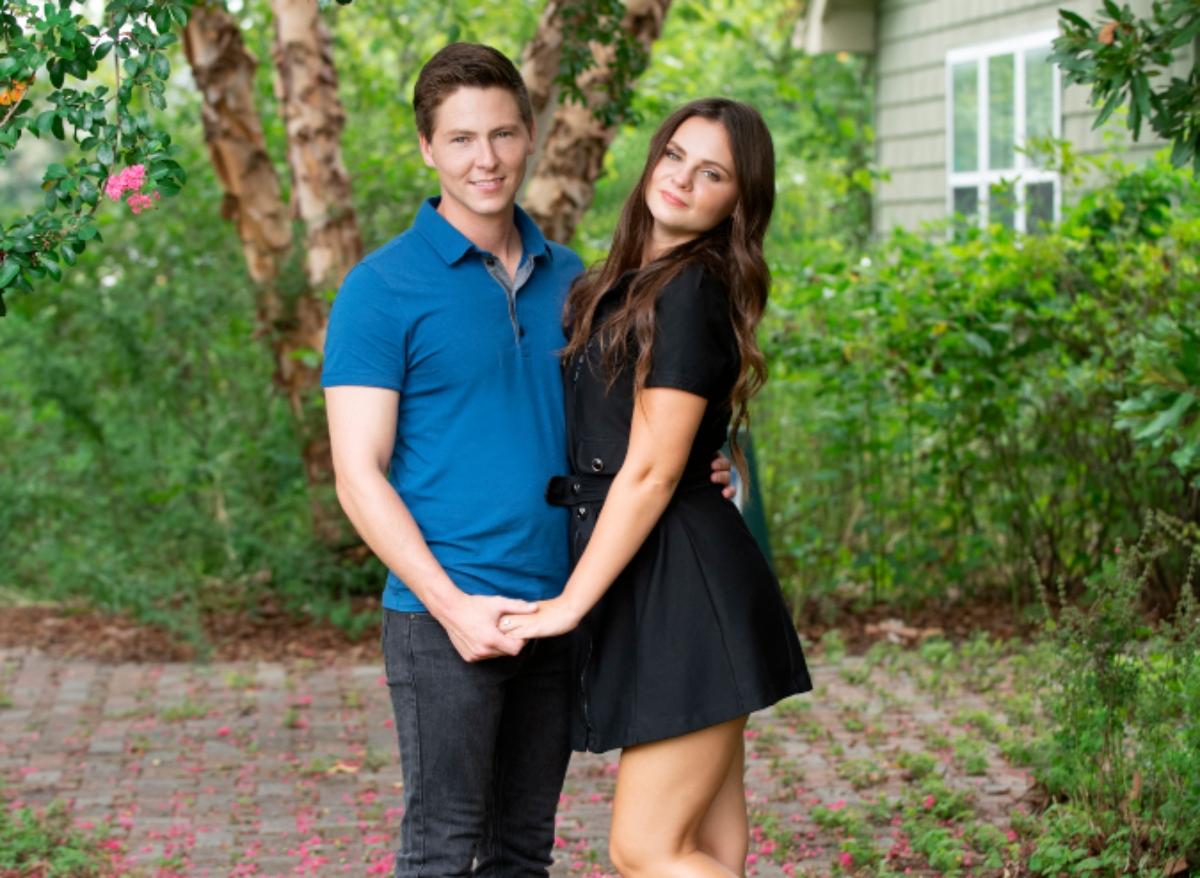 90 Day Fiance new cast Brandon and Julia