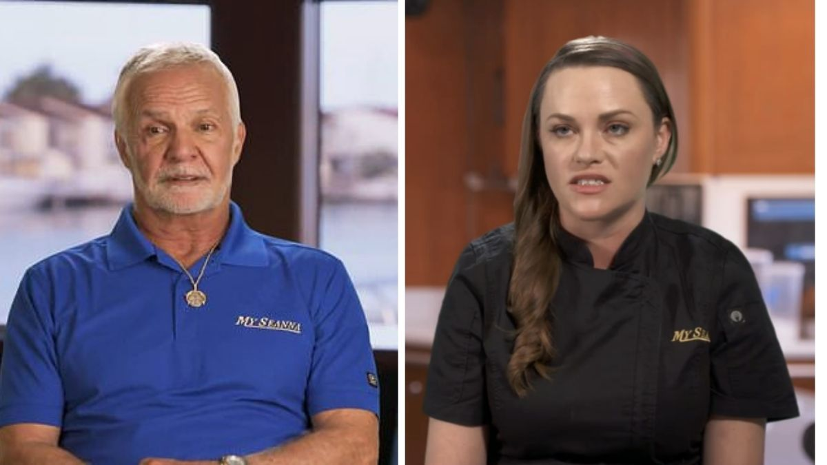 Captain LEe and chef Rachel refute Below Deck charter guest Charley Walters claims producers told him to behave badly.