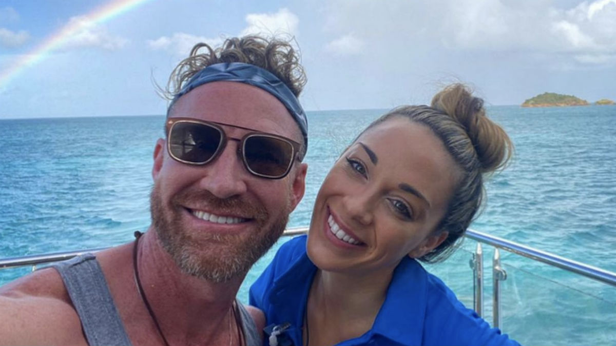 Below Deck's Elizabeth Frankini defends Charley Walters and his demanding friends.