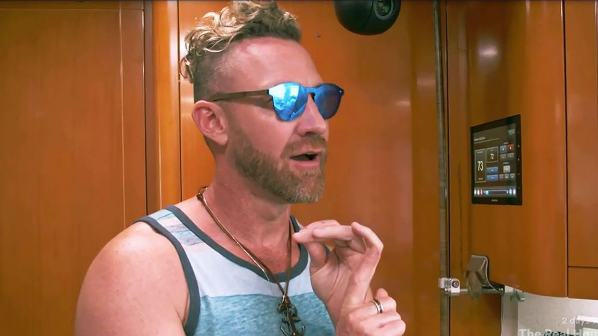 Charley Walters on Below Deck blames network for his bad behavior.