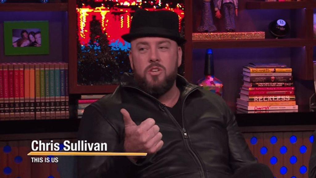 Chris Sullivan explains his size on This Is Us