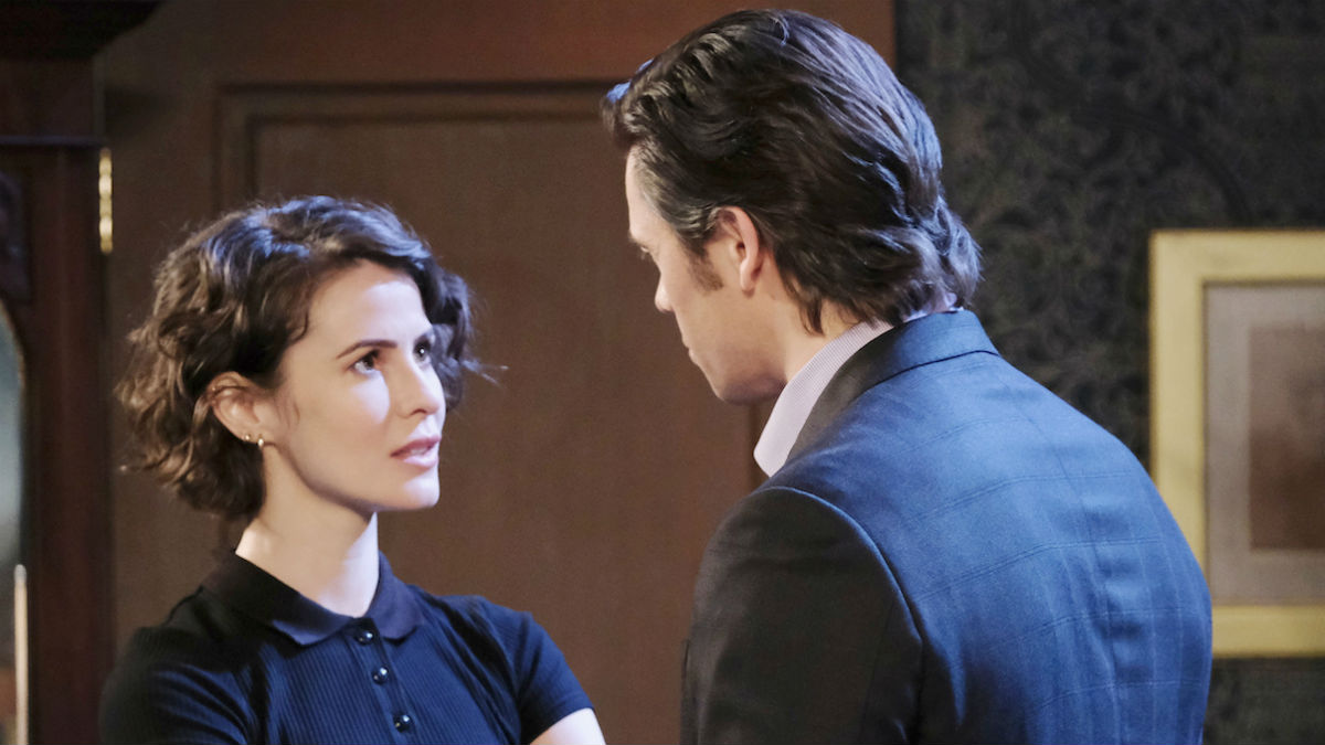 Days of our Lives spoilers tease jealousy erupts and plots take a new form.