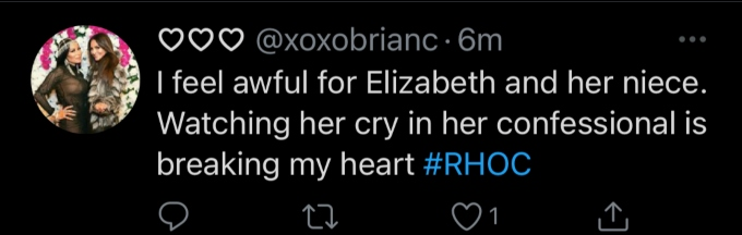 Fans react to Elizabeth Varga's revelation about her sister's heroin addiction Pic credit: Twitter