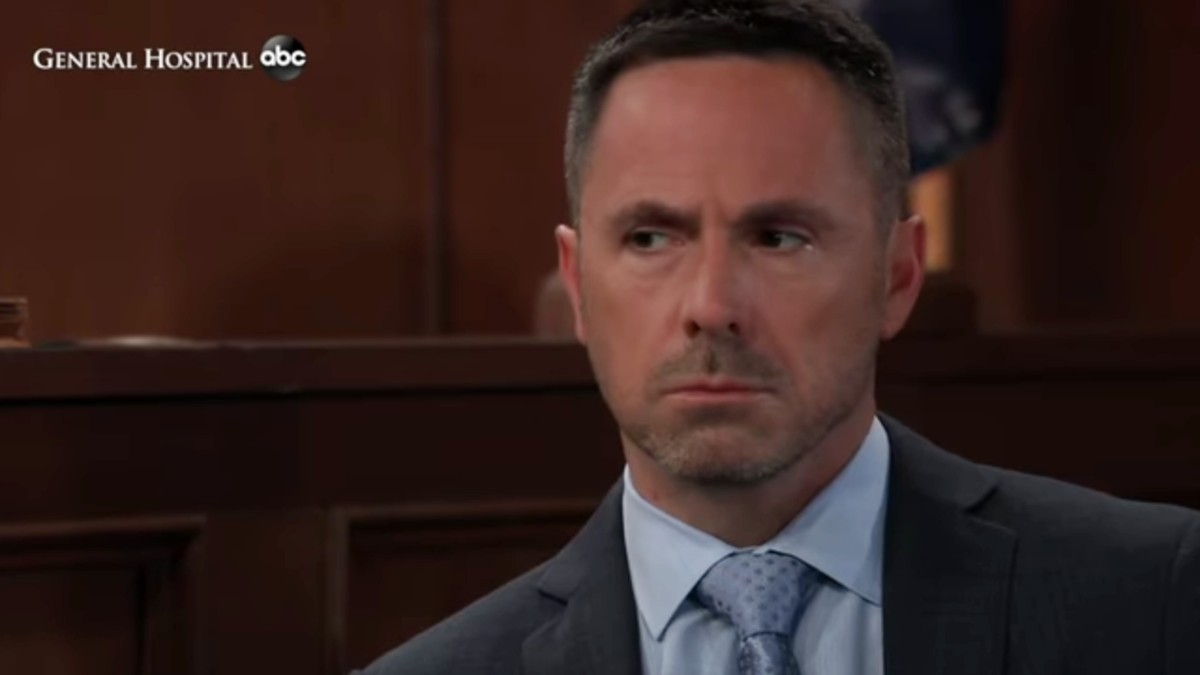 William deVry as Julian Jerome on General Hospital.