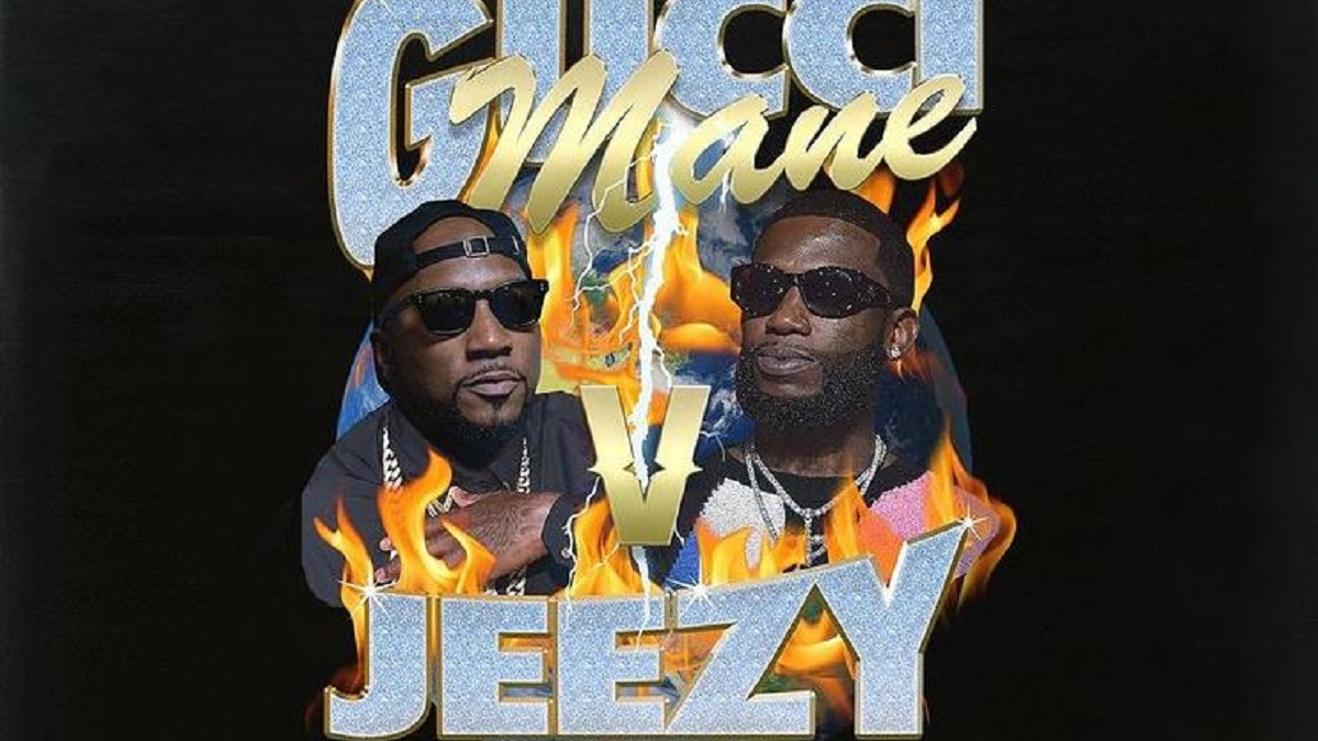 Rappers Gucci Mane and Jeezy
