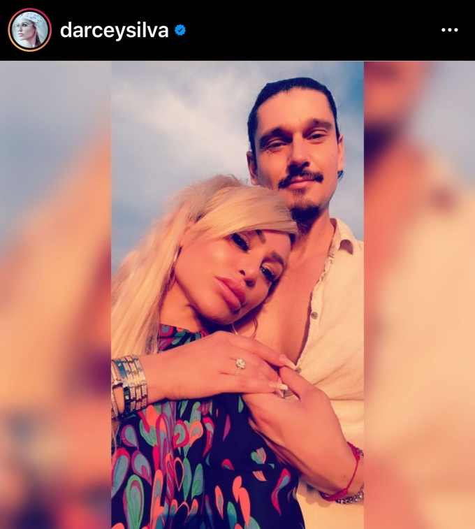 Darcey Silva shares photo of her and Georgi Rusev after breakup rumors