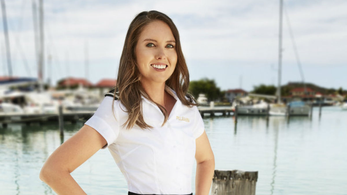 """Below Deck stew Isabelle """"Izzy"""" Wouters went through five months of a casting process to be on Bravo show."""