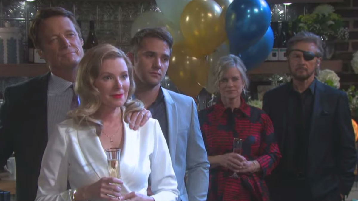 Days of our Lives spoilers tease Jennifer's party is full twists and turns.