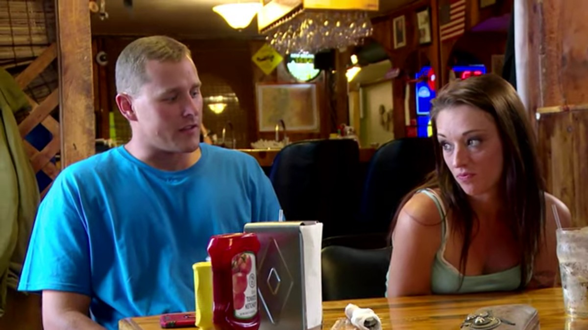 Josh and Cheryl from Love After Lockup.