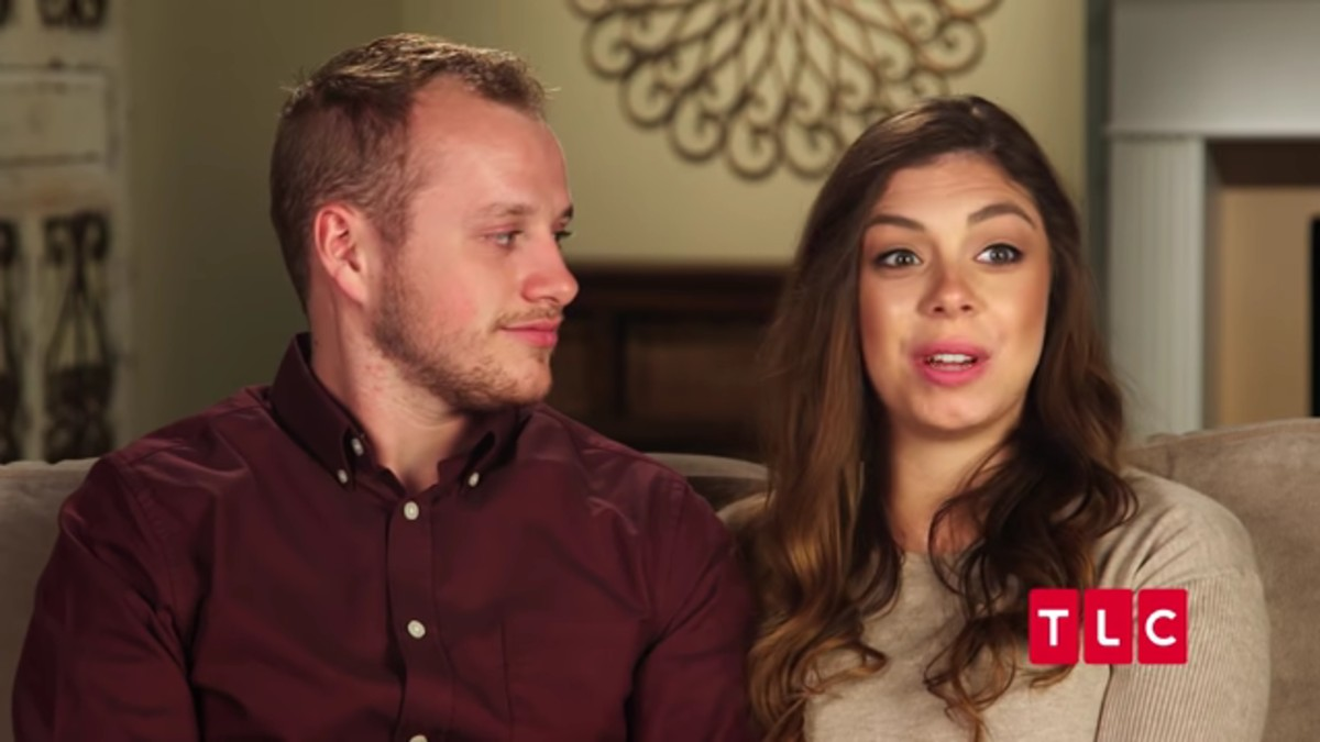 Josiah Duggar and Lauren Swanson on Counting On.