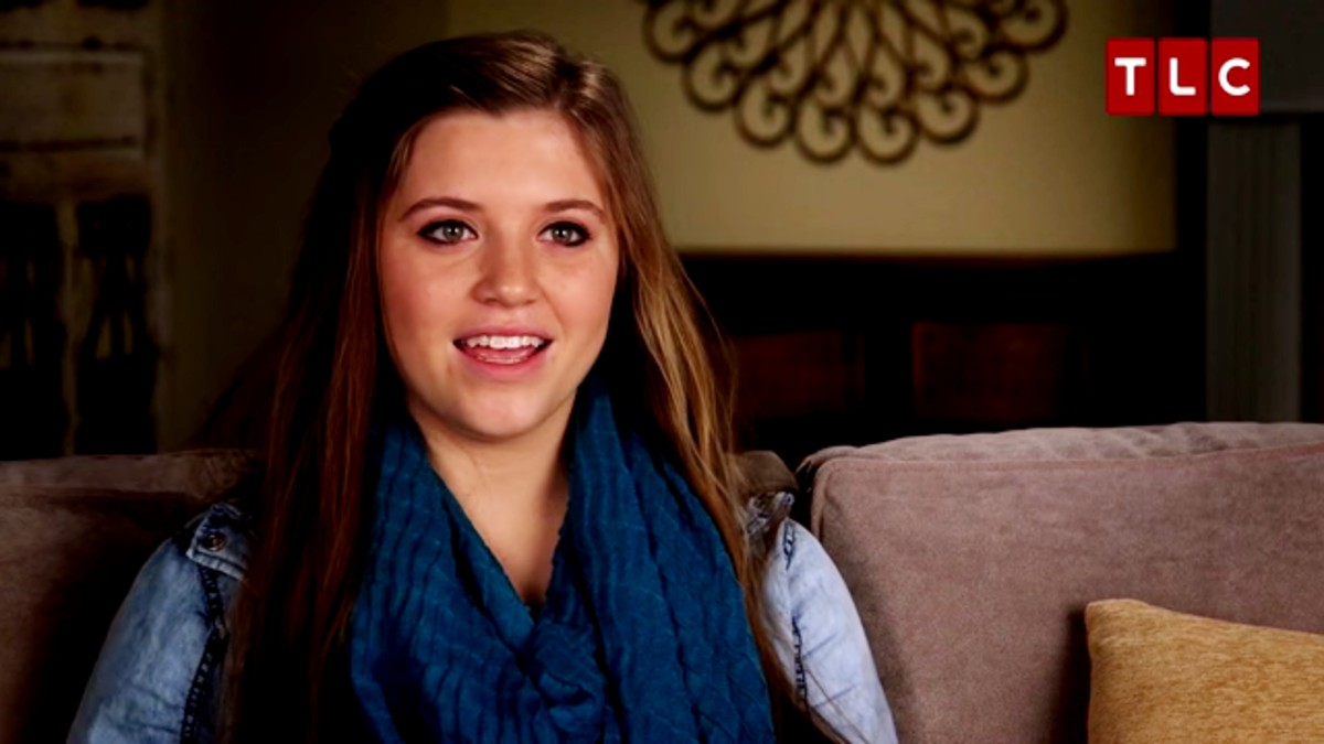 Joy-Anna Duggar during the Counting On confessional.