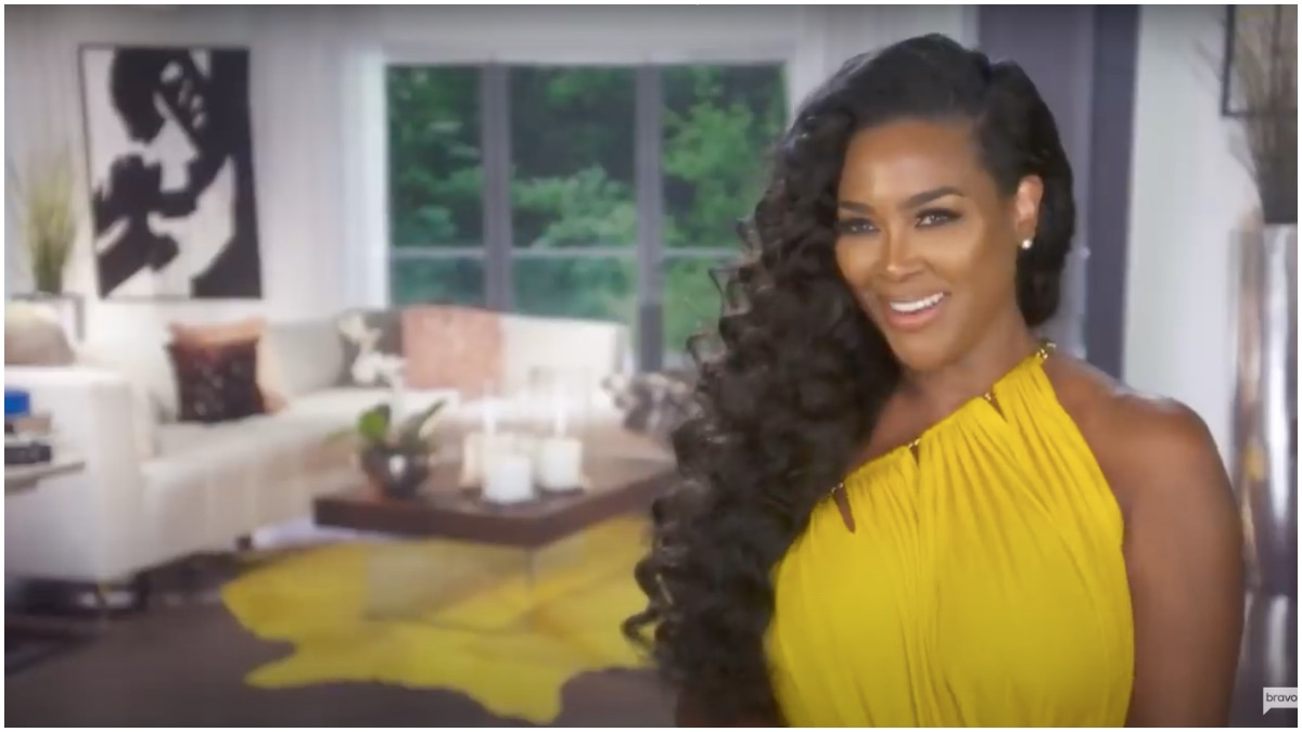 Is Rhoa Star Kenya Moore Having Another Baby With Estranged Husband Marc Daly