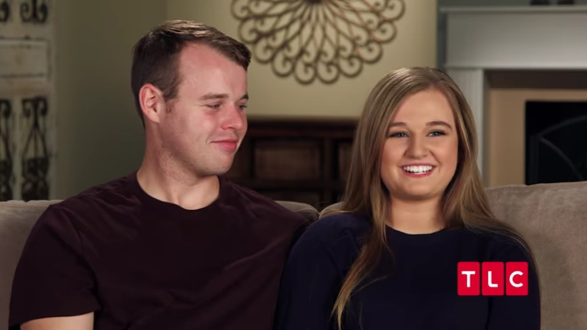 Kendra Caldwell and Joseph Duggar on Counting On.