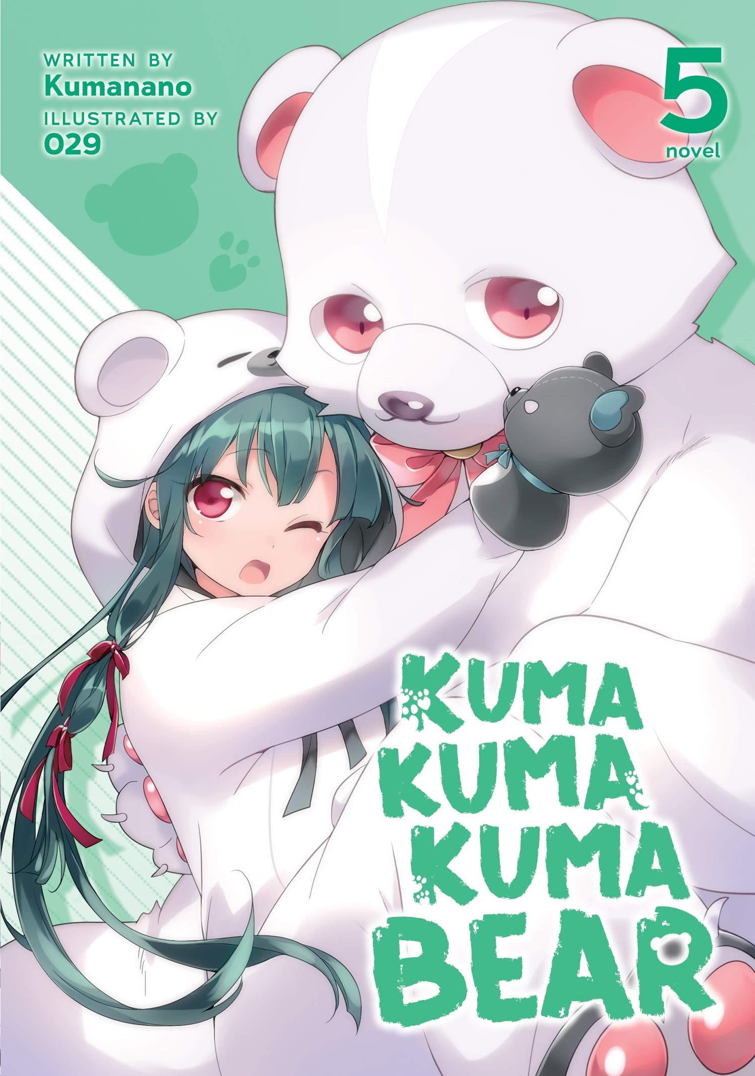 Kuma Kuma Kuma Bear Yuna White