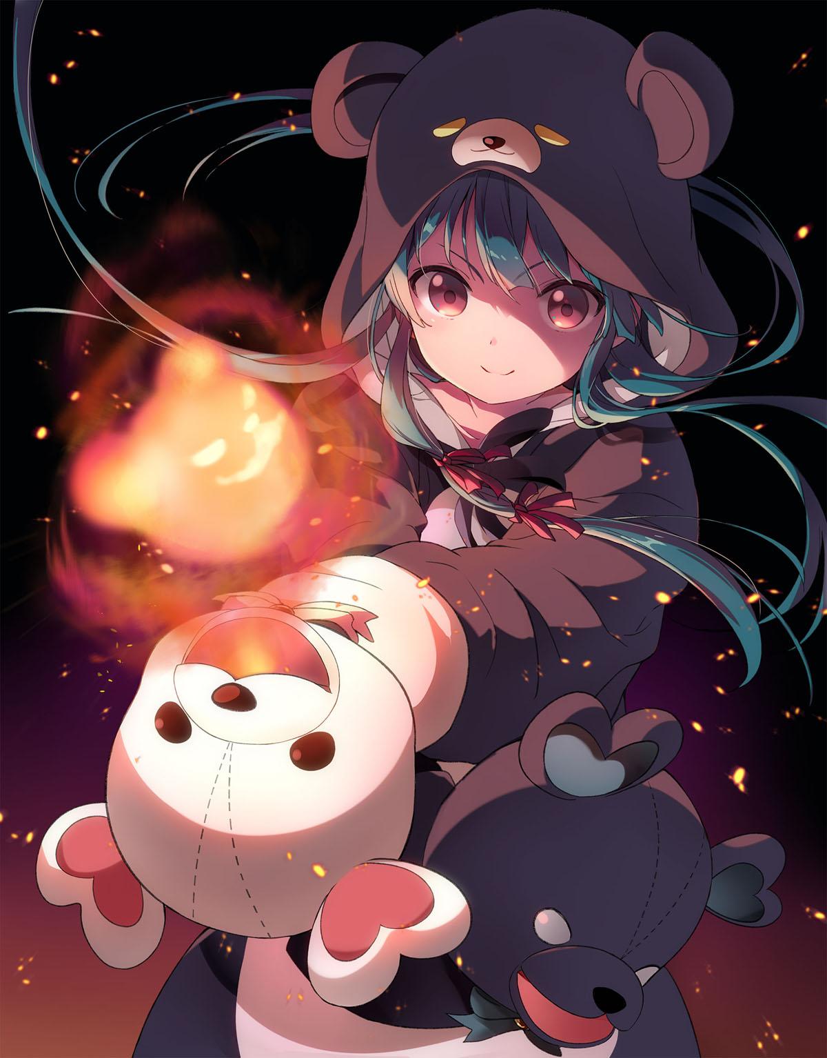 Kuma Kuma Kuma Bear Anime