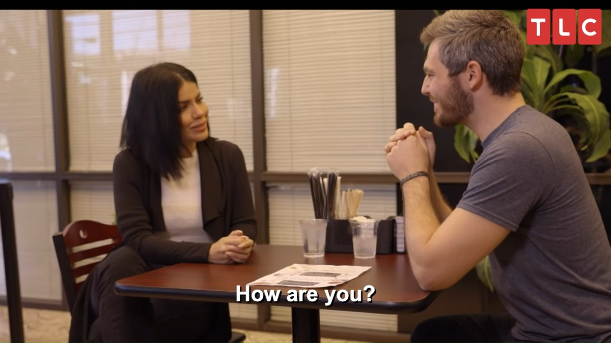 Larissa and Eric on 90 Day Fiance: Happily Ever After