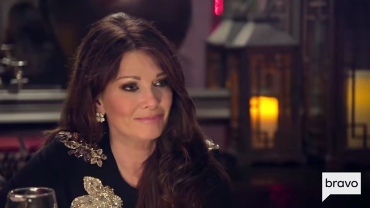 Lisa Vanderpump on Vanderpump Rules.