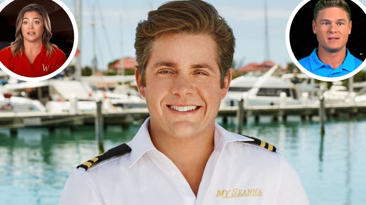 Below Deck bosun Eddie Lucas is so different from Malia White and Ashton Pienaar.