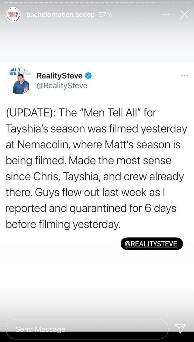 Men Tell All