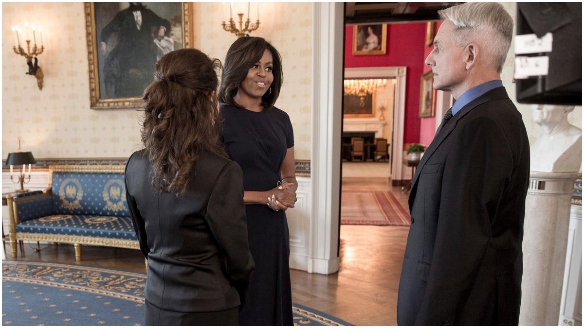 NCIS: Michelle Obama