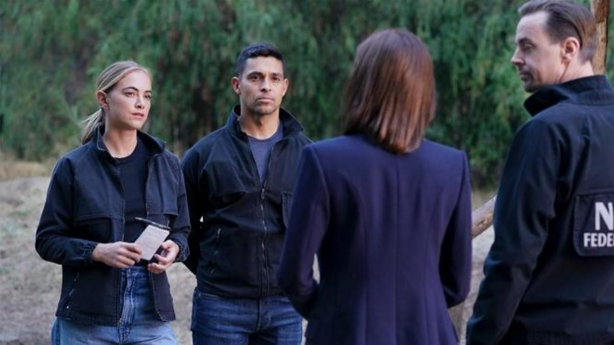 NCIS Cast Season 18