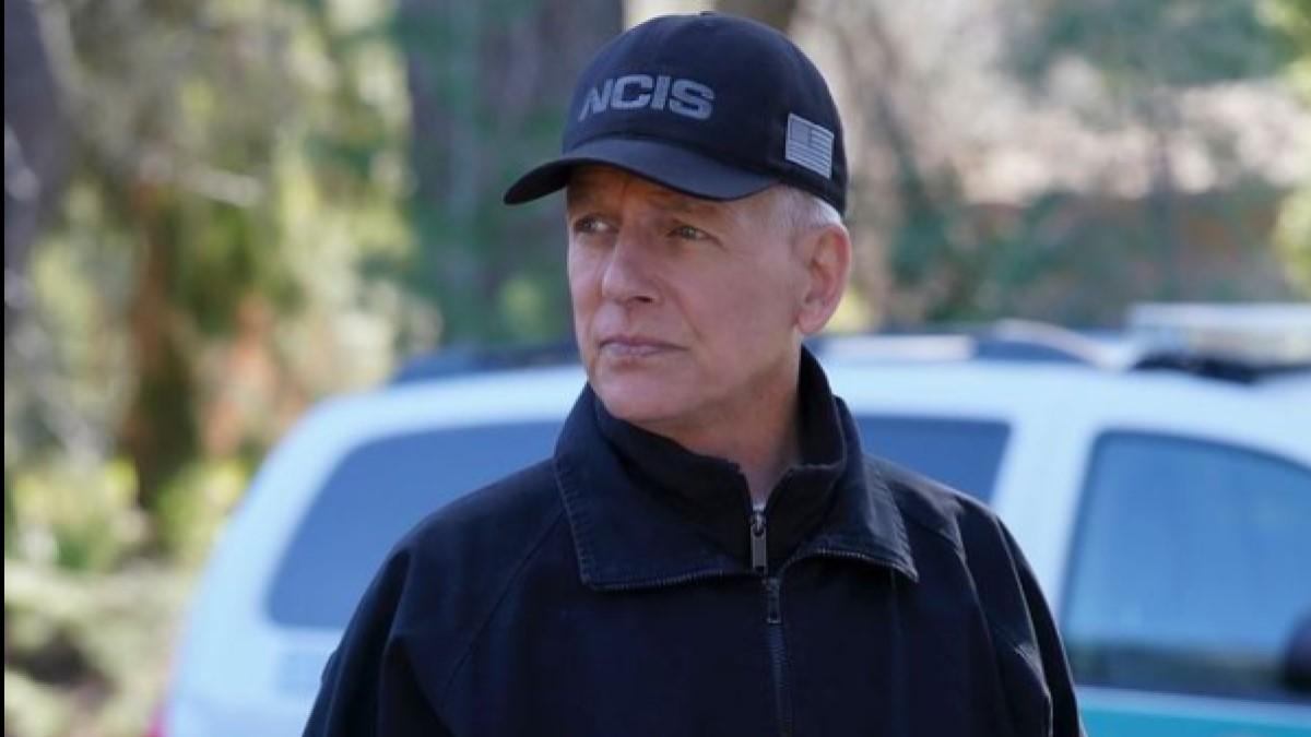 NCIS Harmon As Gibbs