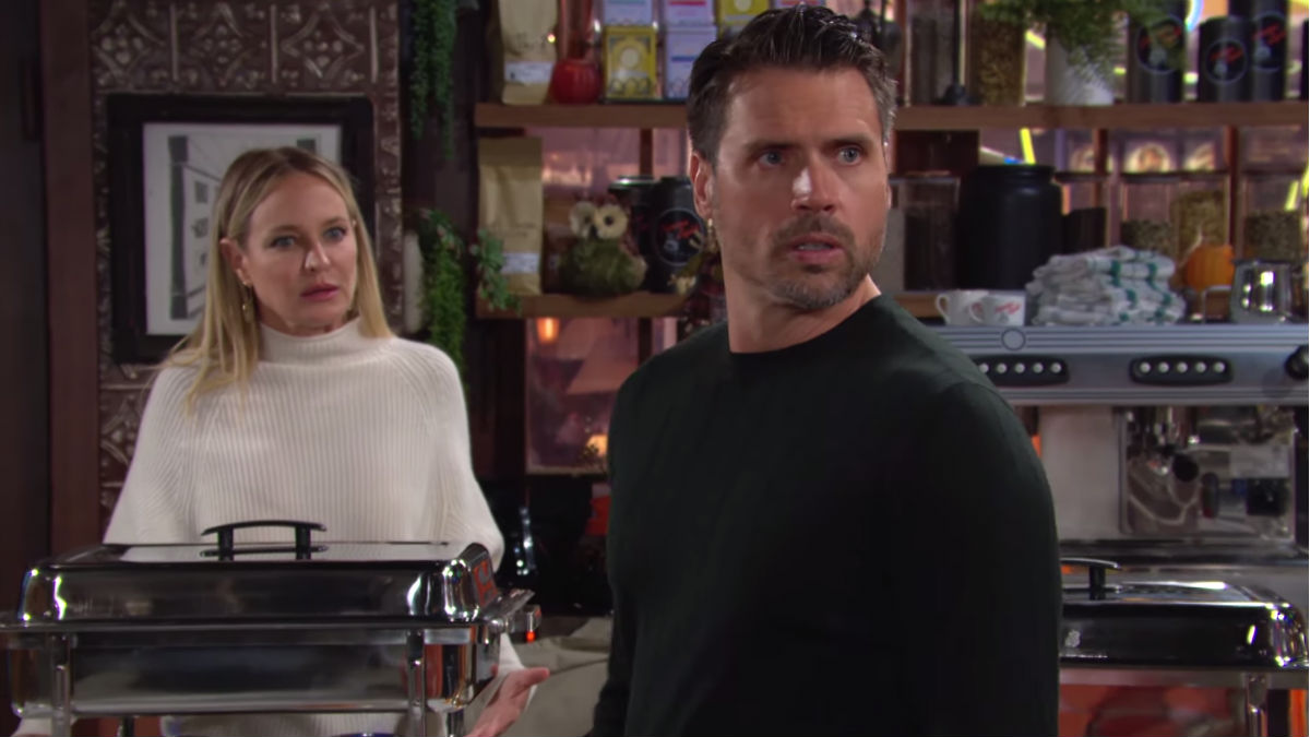 The Young and the Restless spoilers tease Nick is in trouble with Sharon and Faith.