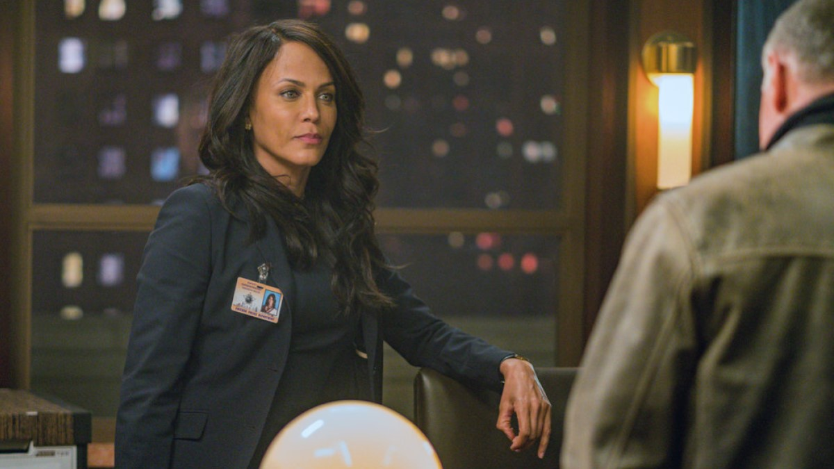 Nicole Ari Parker Chicago PD