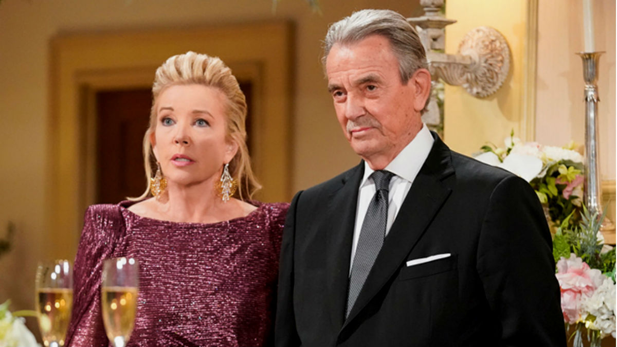 The Young and the Restless spoilers tease Chance and Abby's wedding takes over the CBS show.
