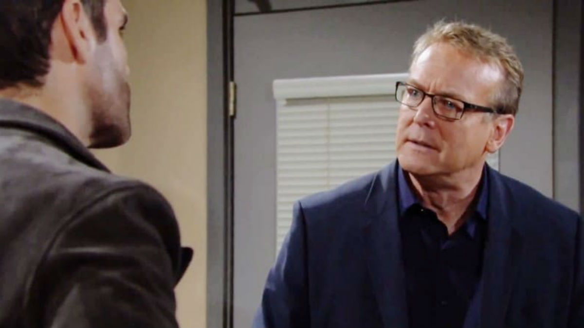 The Young and the Restless spoilers tease Paul is on the case.