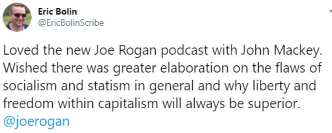 Praise for the Mackey podcast